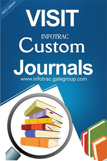 Infotrac Custom Journal