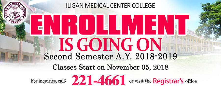 second semester 2018-2019