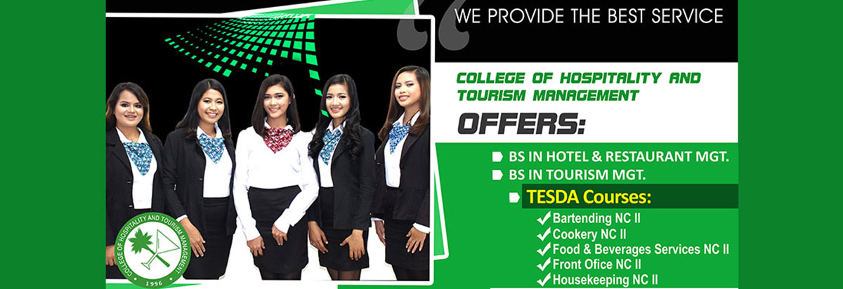 College of Hotel and Tourism Management